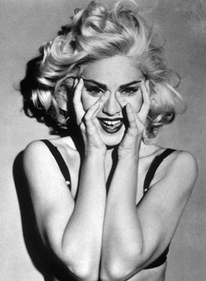 Marvelous Get Inspired By Madonna39S Most Iconic Hairstyles Hji Short Hairstyles For Black Women Fulllsitofus