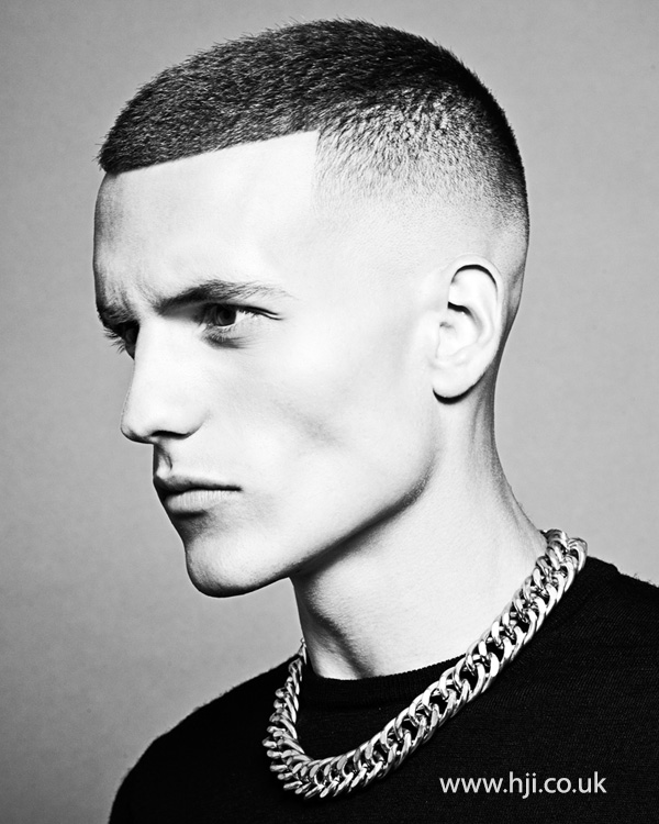 Kevin Luchmun Men's Hairdresser of the Year 2013 Collection Pic 3