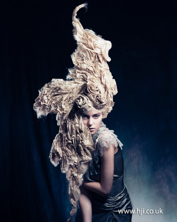 2014 Avant Garde Hairdresser of the Year Collection pic2