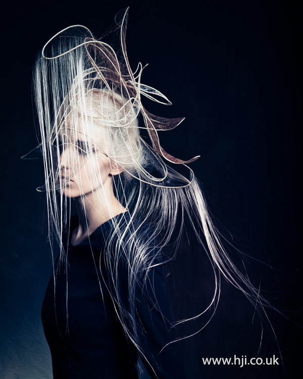 2014 Avant Garde Hairdresser of the Year Collection pic 4
