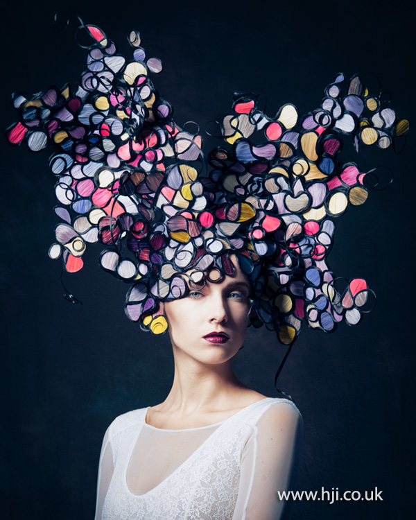 2014 Avant Garde Hairdresser of the Year Collection pic 6