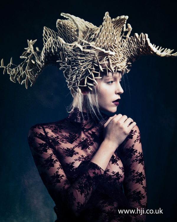 2014 Avant Garde Hairdresser of the Year Collection pic 7