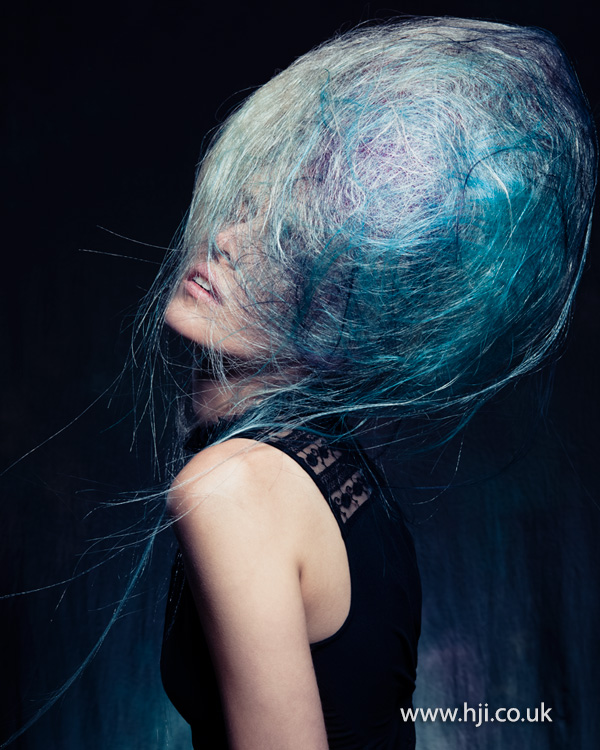 2014 Avant Garde Hairdresser of the Year Collection pic 8