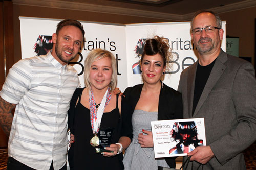 NHF Britain's Best competition 2013