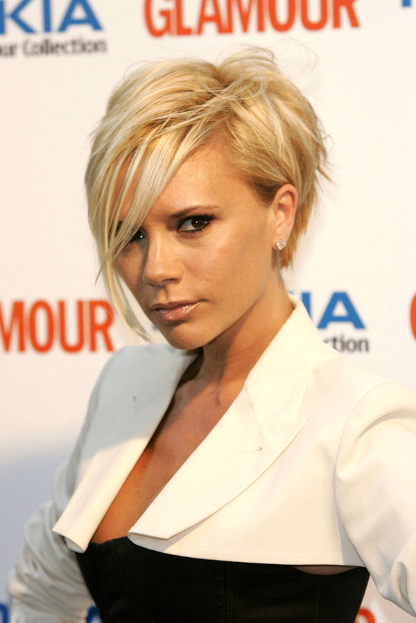 Victoria Beckhams Hair History HJI - Beckham's hairstyle history