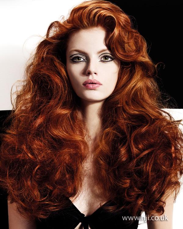 2013 big red curls hji