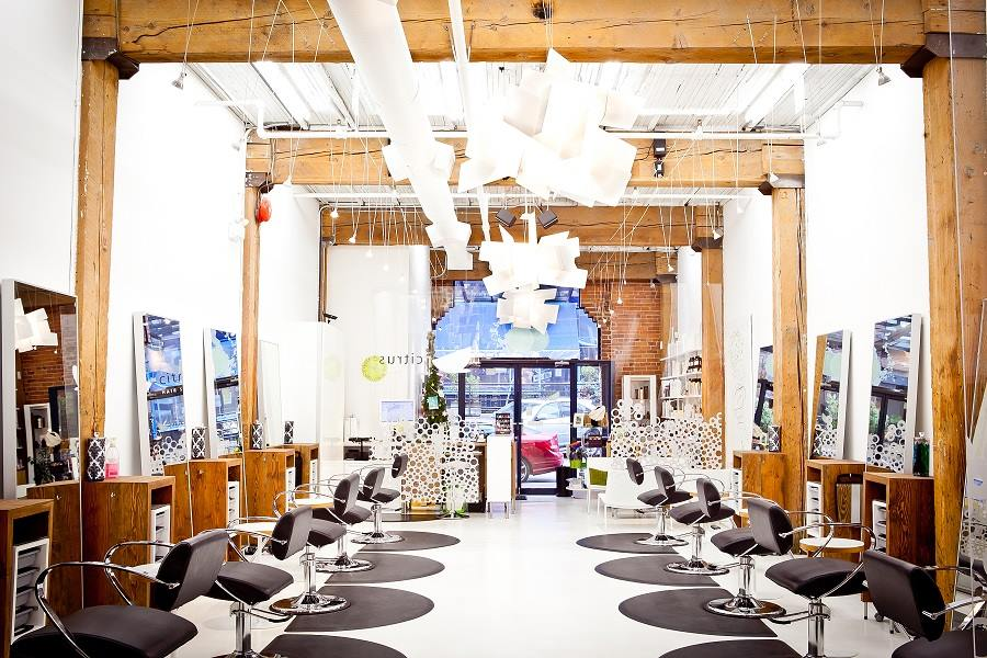 Citrus hair salon vancouver interiors inspiration hji for 88 beauty salon vancouver