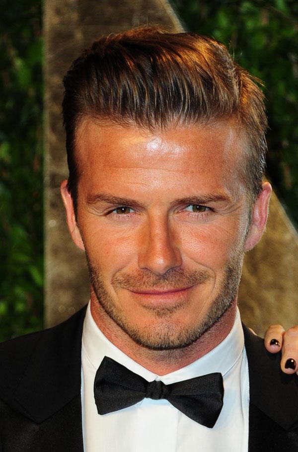 David Beckham Hair Hero Hji