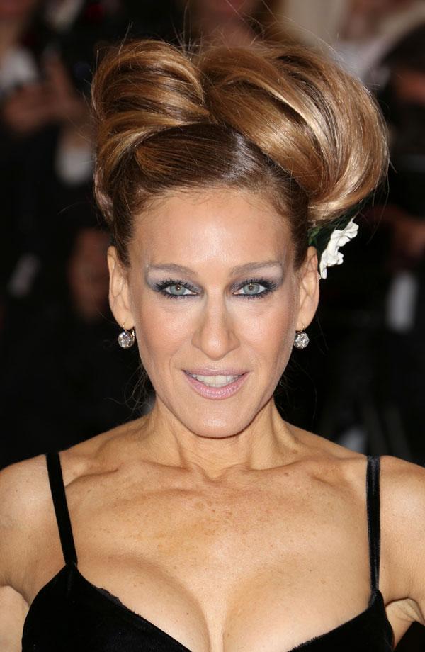 Cool Celebrity Updo Hairstyles To Inspire At The Met Gala Hji Schematic Wiring Diagrams Phreekkolirunnerswayorg