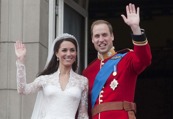 Most Memorable Wedding Hair: Kate Middleton