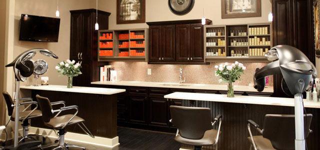 Salon Colour Bar Ideas to Inspire - HJI
