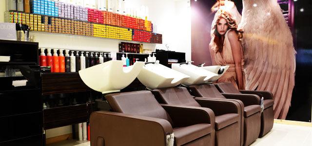 Hairven Salon: Interiors Inspiration - HJI