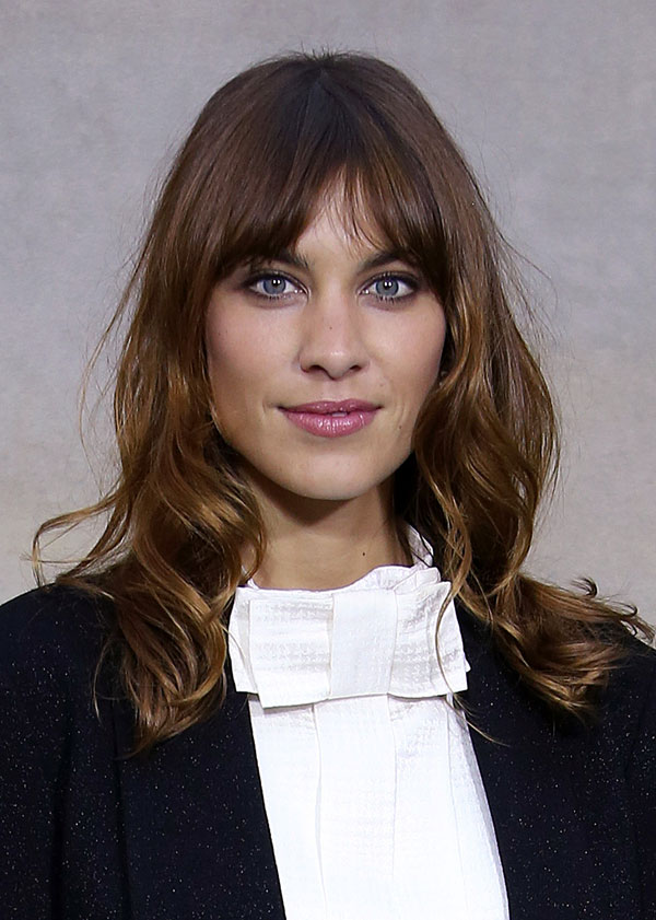 30 Awesome Alexa Chung Hairstyles To Copy Hji