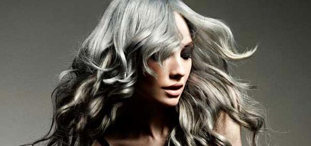 Fifty shades of grey hair