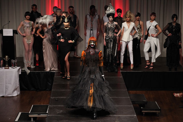 Hair Expo Awards 2015 : Alternative hair show hosts visionary awards ireland