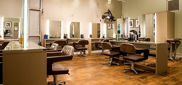 Interiors Inspiration David Harvey Hairdressing Hji