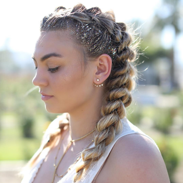 Hairstyles Plaits Braids: Simple Steps For Festival Braids With Unite