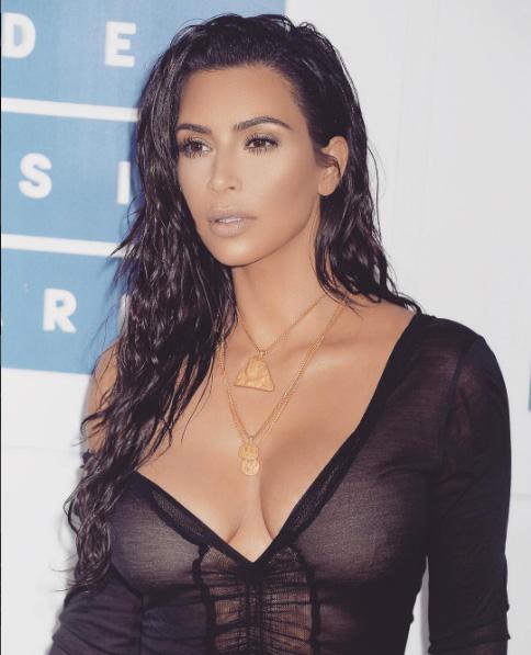 Kim-Kardashian-Wet-Look