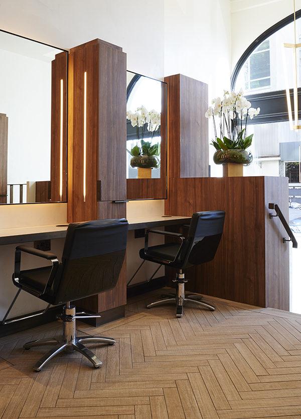 Interiors Inspiration: Salon Sloane, Chelsea - HJI