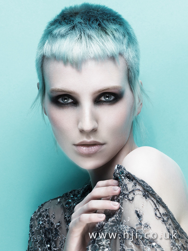 Joseph I'Anson and Lisa Graham - Eastern Hairdresser of the Year Collection Pic 8