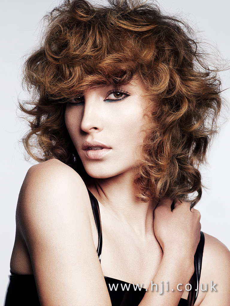 London Hairdresser of the Year Finalist Collection