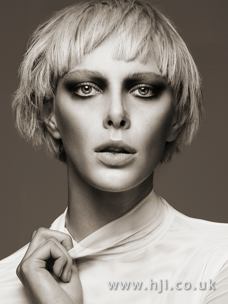 Luke Benson London Hairdresser of the Year 2016 Collection pic 6