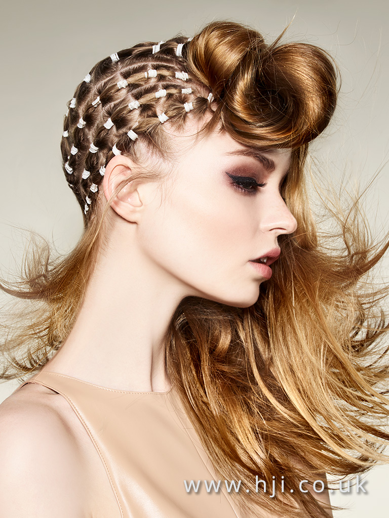 North Eastern Hairdresser of the Year Finalist Collection
