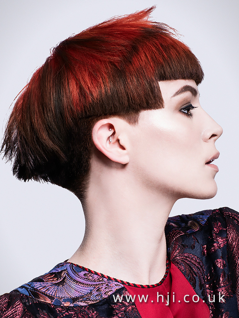 North Western Hairdresser of the Year Finalist Collection
