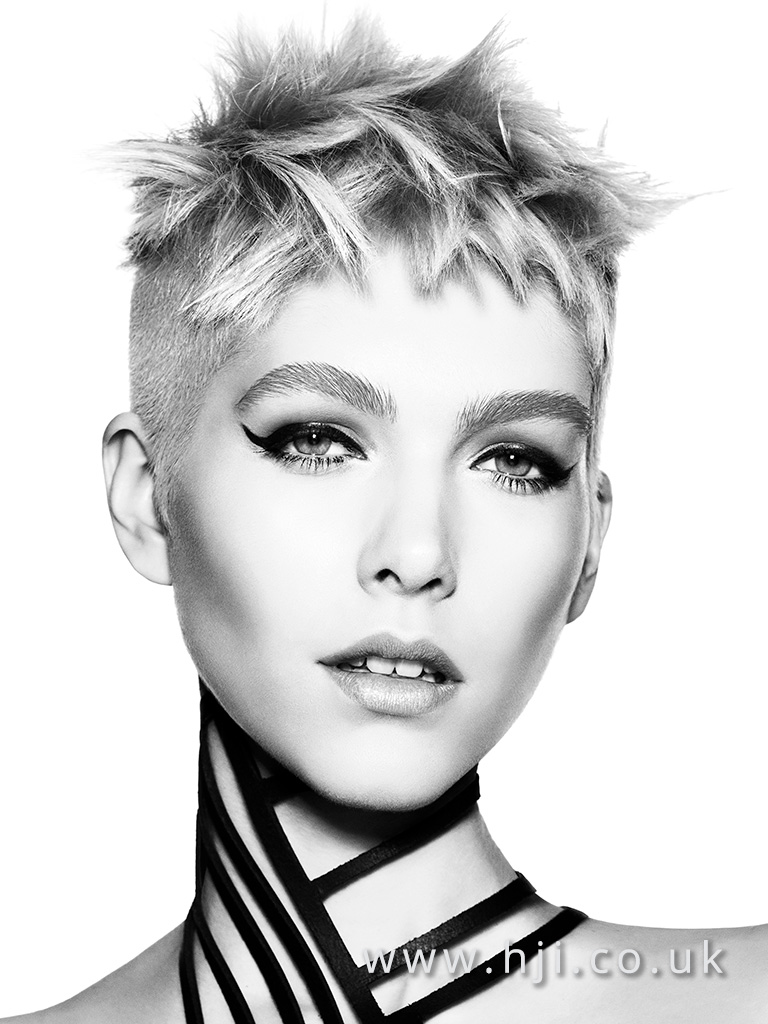 Marcello Moccia North Western Hairdresser of the Year 2016 Collection pic 1