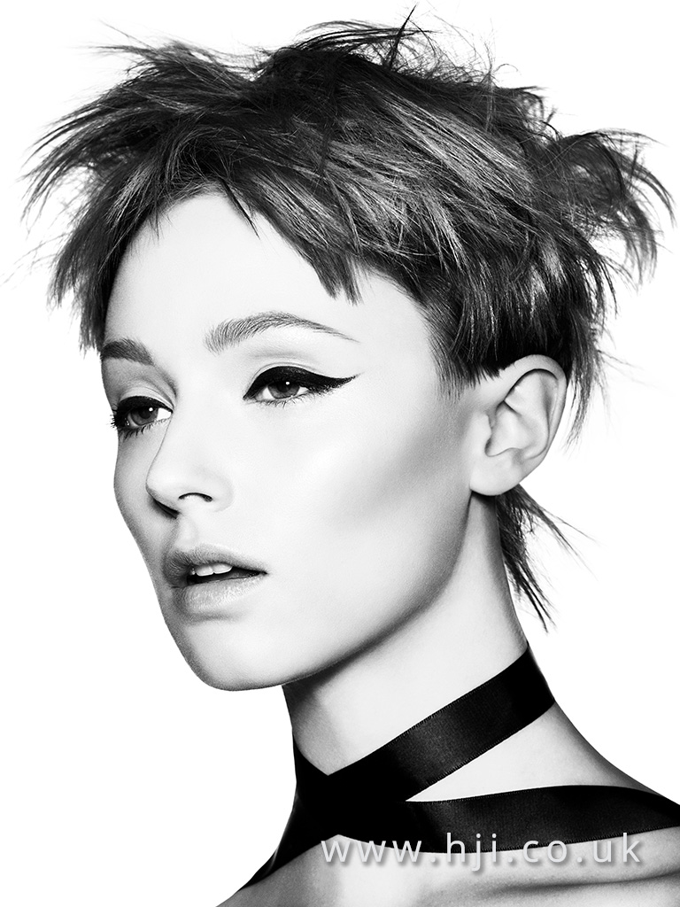 Marcello Moccia North Western Hairdresser of the Year 2016 Collection pic 3