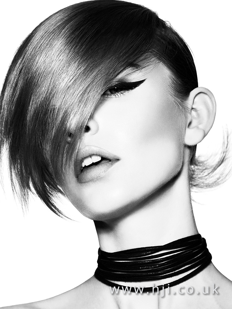 Marcello Moccia North Western Hairdresser of the Year 2016 Collection pic 4