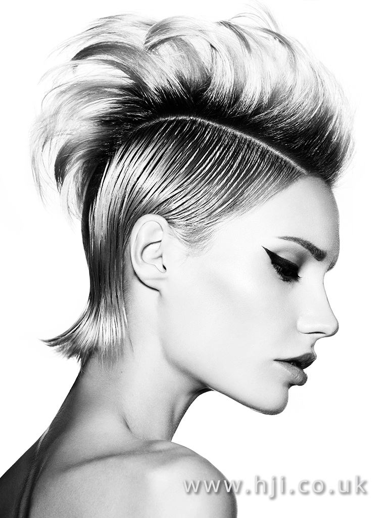 Marcello Moccia North Western Hairdresser of the Year 2016 Collection pic 7