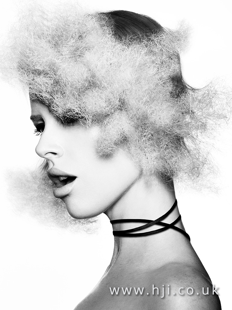 Marcello Moccia North Western Hairdresser of the Year 2016 Collection pic 8