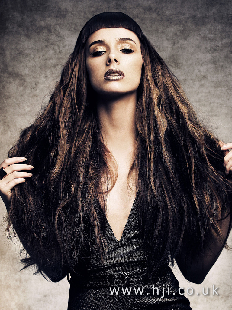Northern Ireland Hairdresser of the Year Finalist Collection
