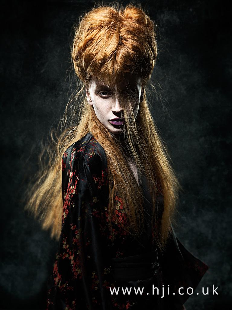 Northern Ireland Hairdresser of the Year Finalist Collection