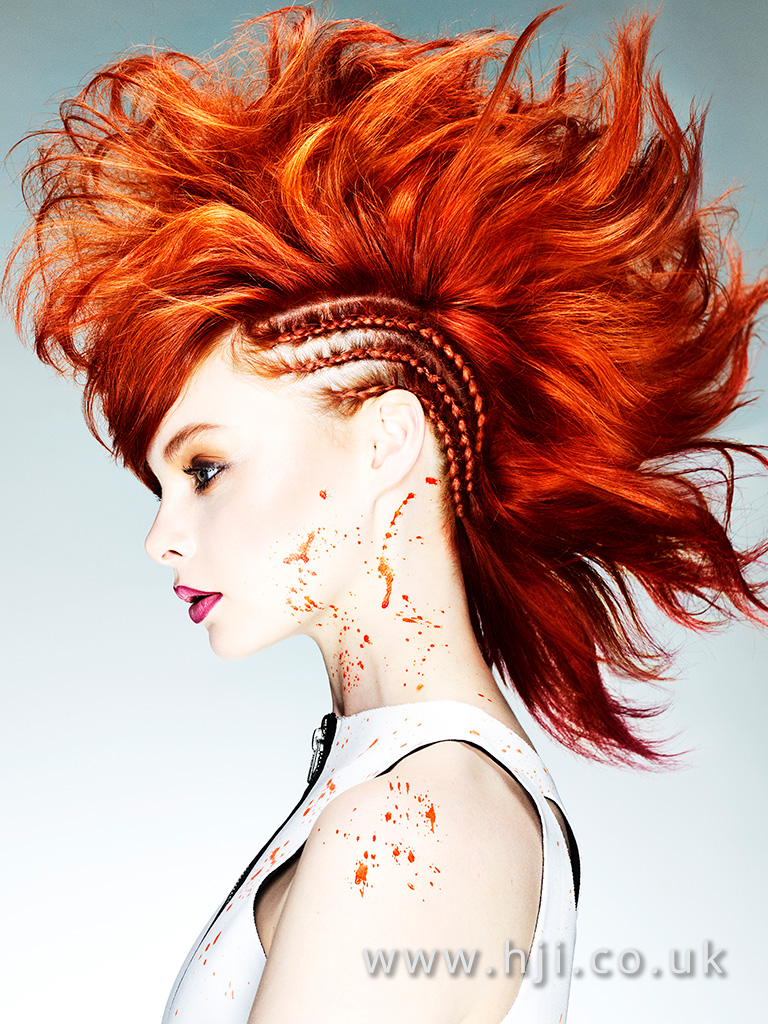 Southern Hairdresser of the Year Finalist Collection