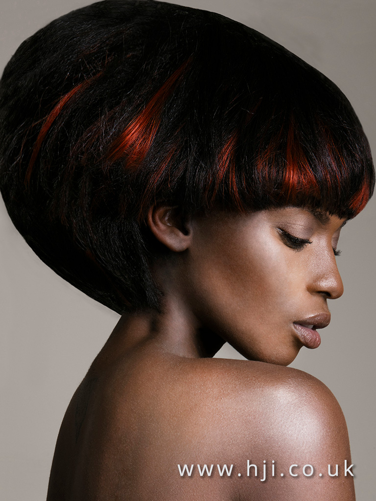 Afro Hairdresser of the Year Finalist Collection