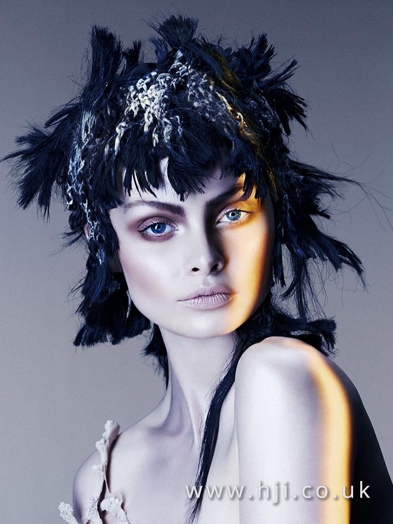 Indira Schauwecker Avant Garde Hairdresser of the Year 2016 Collection pic 7