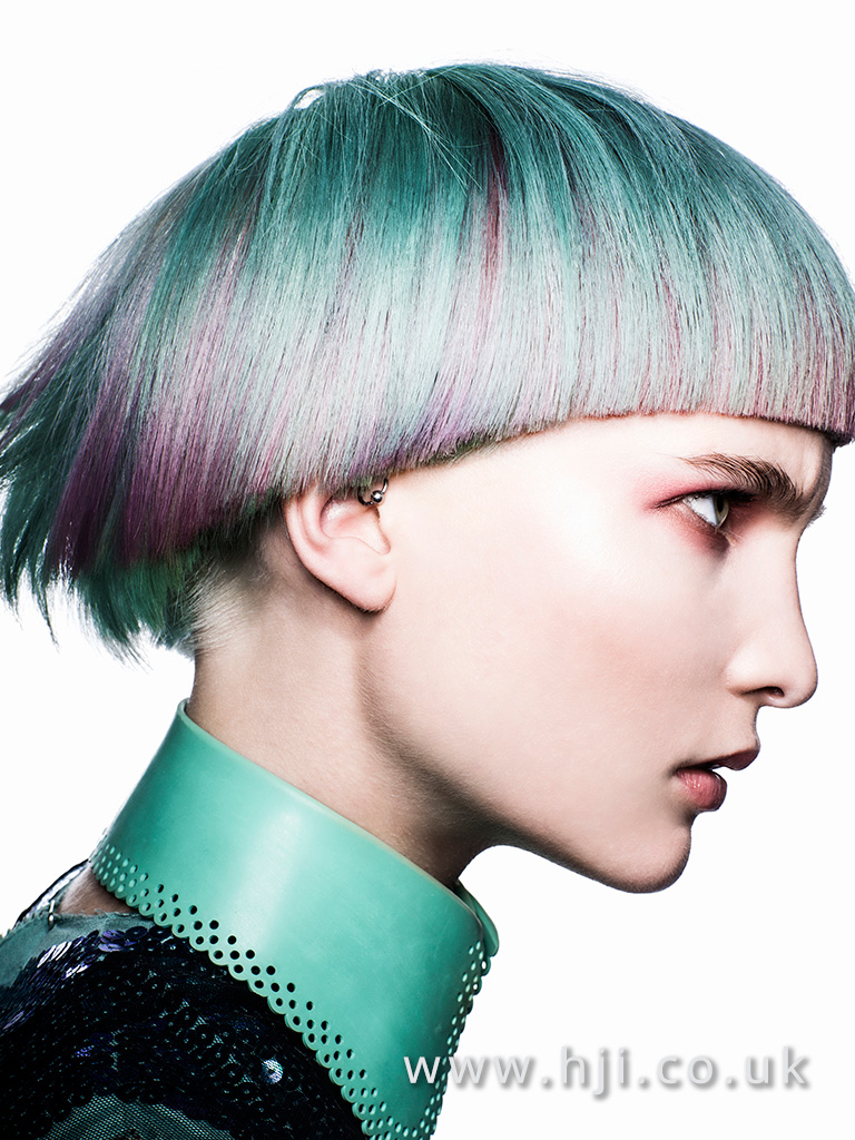 Schwarzkopf Professional Colour Technician of the Year Finalist Collection