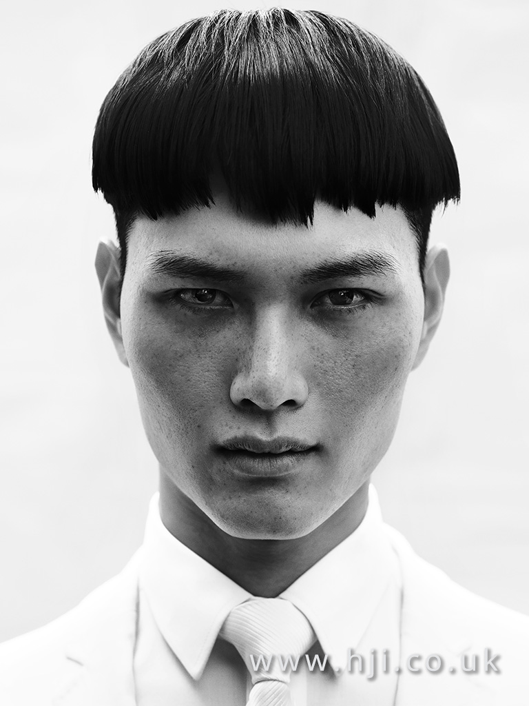 Terri Kay and Andrea Giles Men's Hairdresser of the Year Collection pic 1