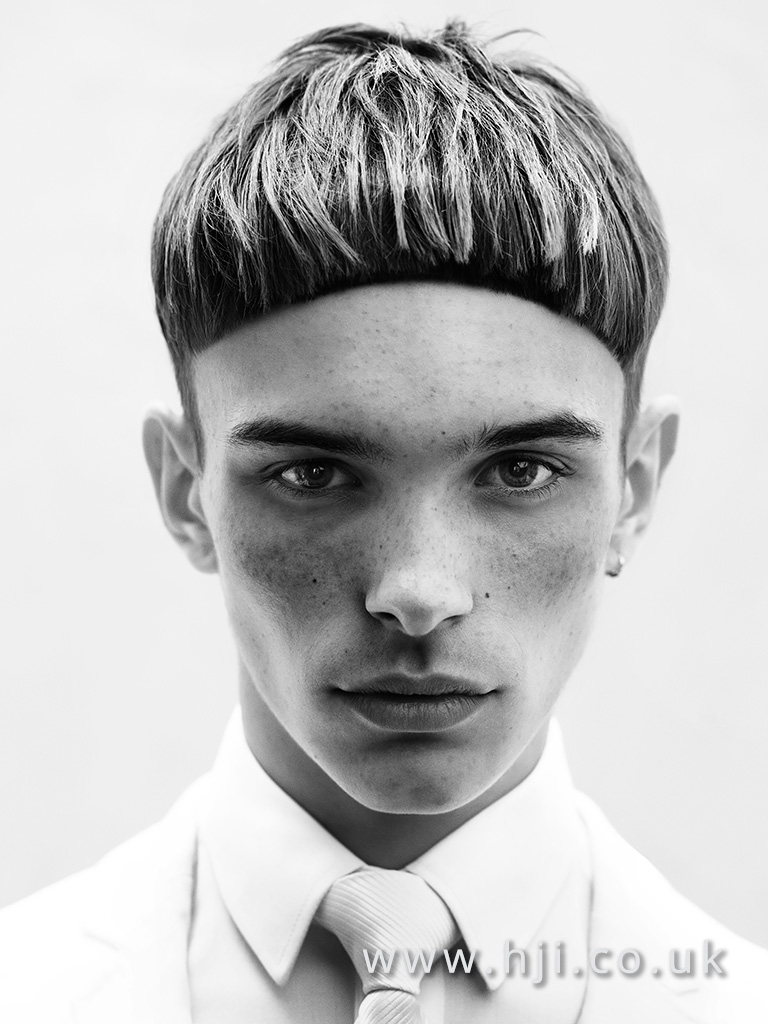 Terri Kay and Andrea Giles Men's Hairdresser of the Year Collection pic 6