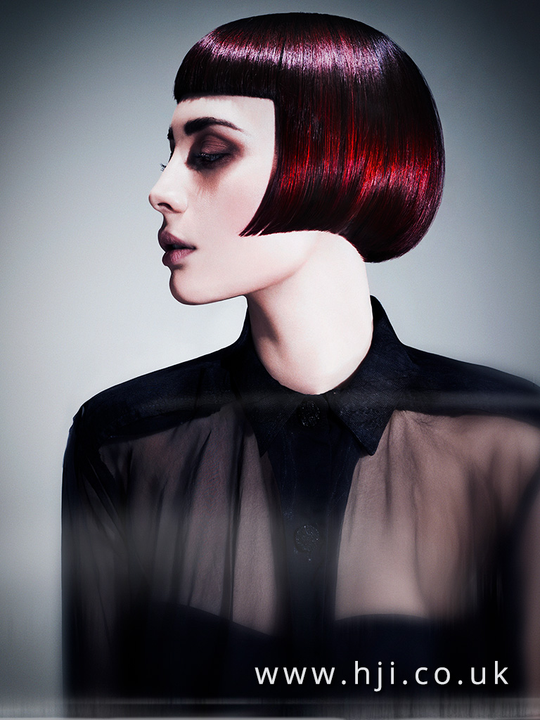 Scottish Hairdresser of the Year Finalist Collection
