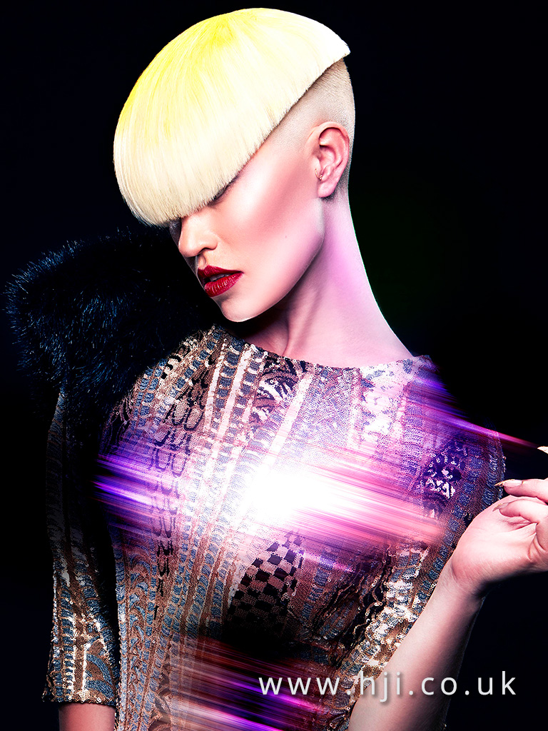 Wales and South West Hairdresser of the Year Finalist Collection
