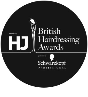 British Hairdressing Awards 2016 Logo
