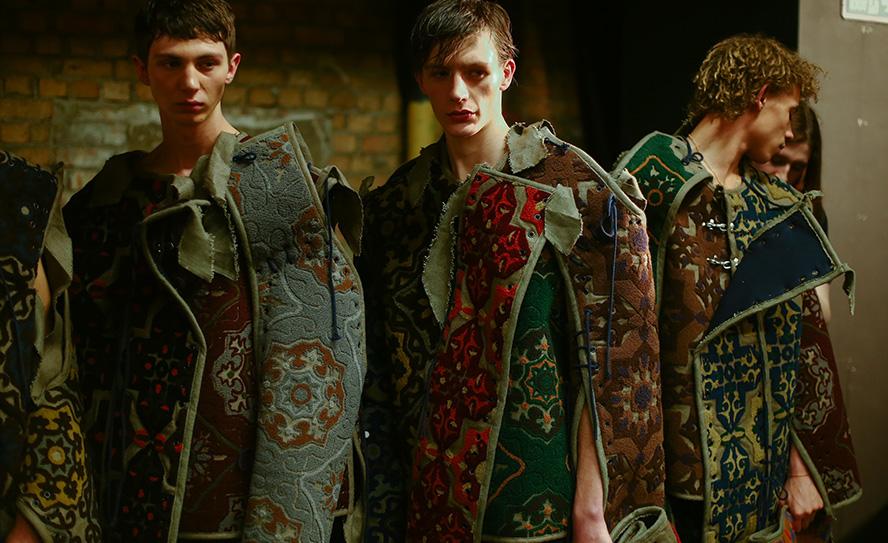 londonski teden mode za moške 2017 craig green