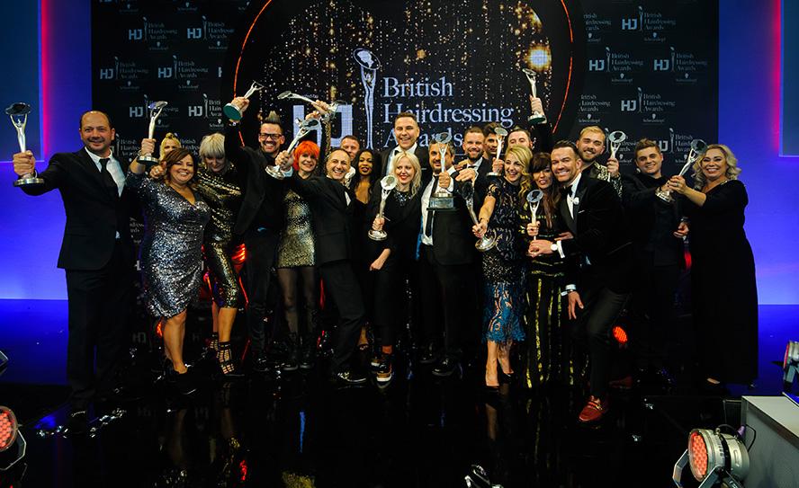 British Hairdressing Awards Winners