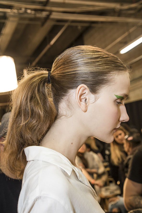 Wella at Prabal Gurung