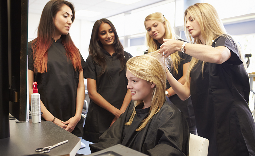 hair styling classes for hairdressing apprenticeships building the foundations hji 2995