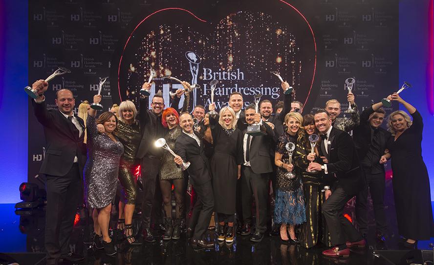 British Hairdressing Awards 2016 winners