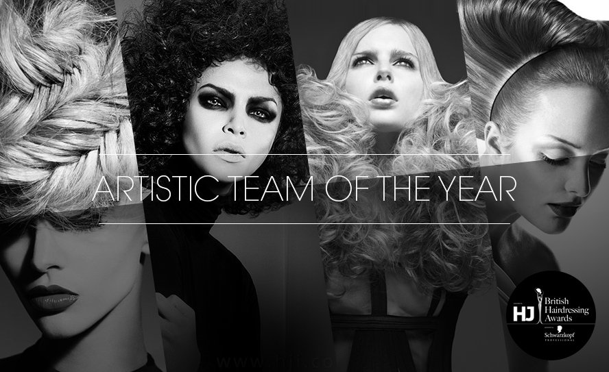 Art Hairdressing Artistic Team of the Year Past Winners Image